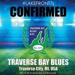 2018 Traverse Bay Blues, Traverse City, MI, USA