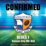 2018 Blues 1, Kansas City, MO, USA