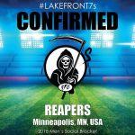 2018 Reaper 7s, Minneapolis, MN, USA