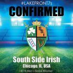 2018 South Side Irish, Chicago, IL, USA