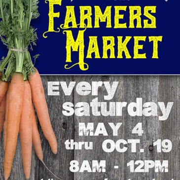 Dandridge Farmer's Market 2019