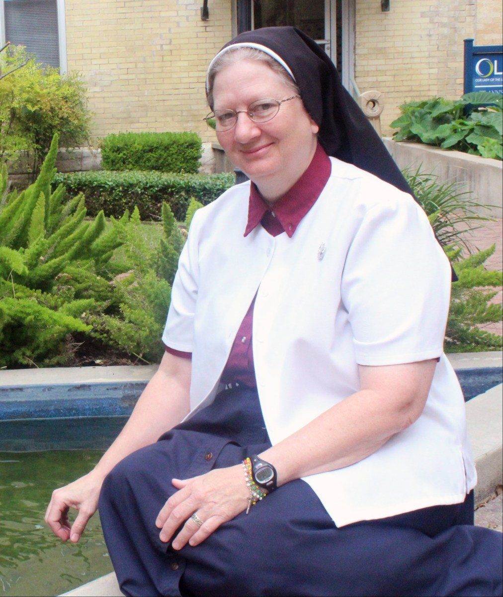 The Consecrated Among Us: Sister Patricia Lohre