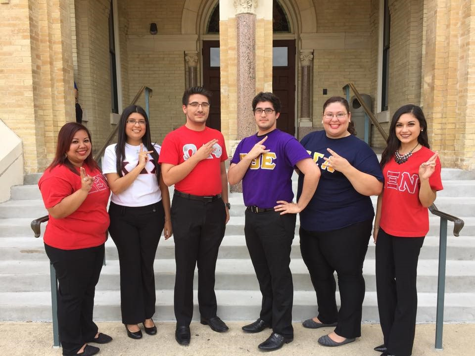 Greek Unity Growing On Campus