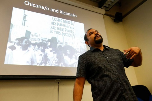 Dr. Marco Cervantes: Professor And Hip-Hop Activist