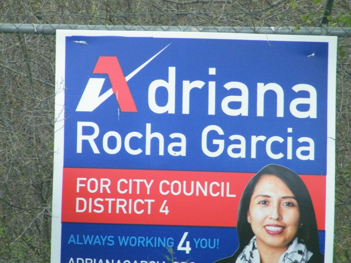 Four reasons why District Four will see Adriana Garcia running for San Antonio City Council