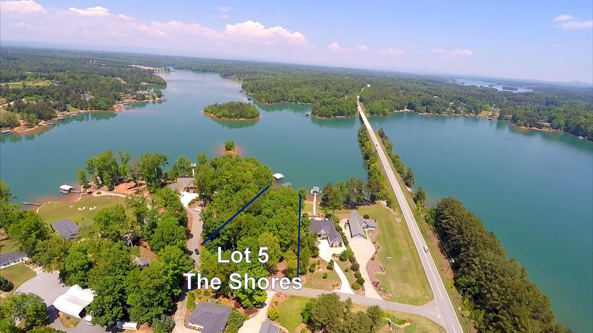 Lot 5 The Shores of Keowee