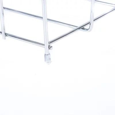 chrome bakeware organiser rack holds