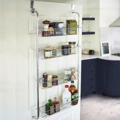 4 tier over door hook hanging cupboard