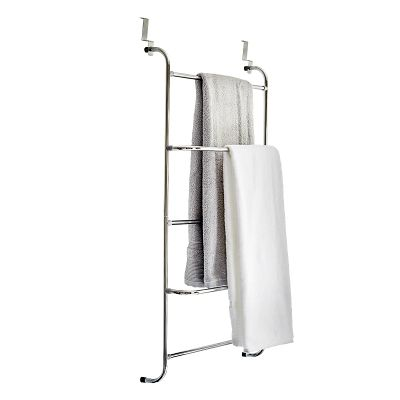 over door hanging clothes airer or towel rack