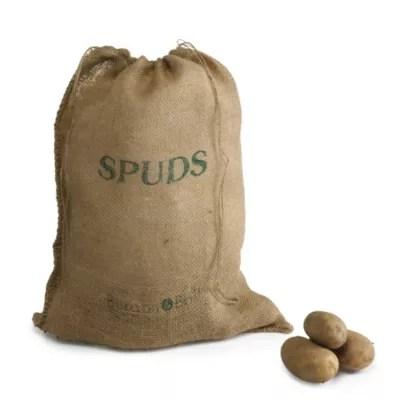 Burgon And Ball Storage Sacks Spuds In Gardening Tools