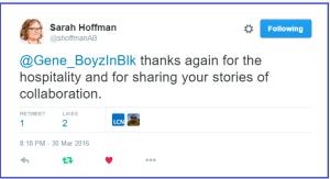 Hoffman to Sobolewski