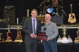 Three Star Award Winner Bobby McMann Photo Credit: Bonnyville Pontiacs on Facebook