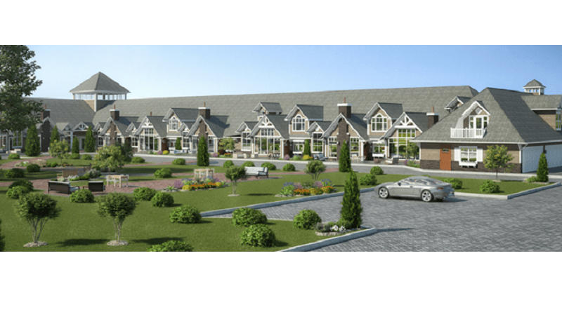 Proposed Option for Seniors' Housing