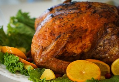 Legion's turkey blast competition calls for flavour specialists