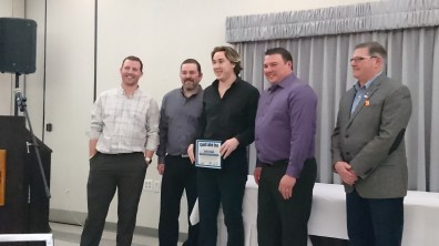 Graduating Player - Chase Brown