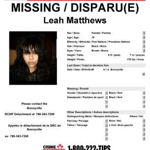 Leah Matthews Poster