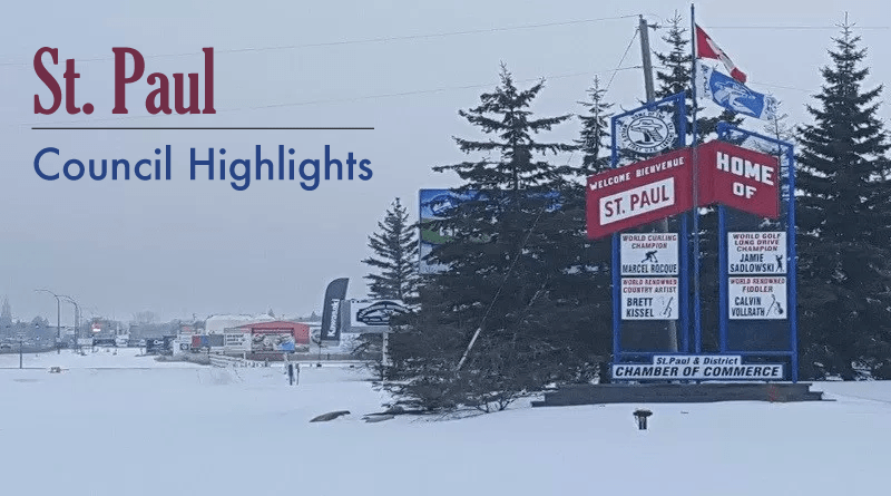 St. Paul Council Highlights – March 12 2018