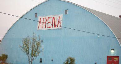 Future of the Cold Lake North Arena
