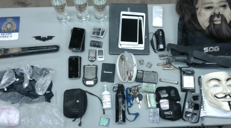 St  Paul RCMP execute search warrant - recover stolen