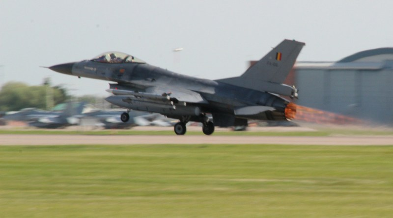 Maple Flag at 4 Wing Completes 51st Training Exercise