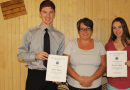 Beaver River Fish and Game award two students with scholarships
