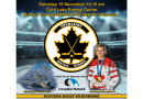 Hayley Wickenheiser and hockey heroes coming to Cold Lake
