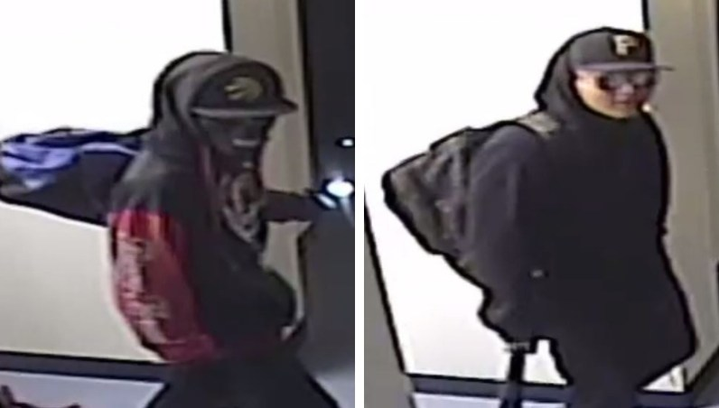 RCMP submitted images of the thieves who broke into the Frog Lake Band Office.