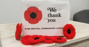 Vermilion Legion goes ahead with poppy campaign