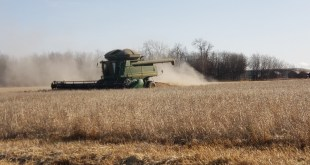 Harvest well ahead of 5-year average