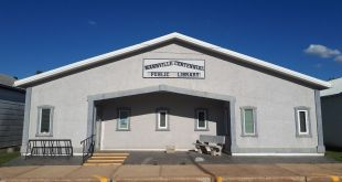 Mannville Library reopen, ready to serve