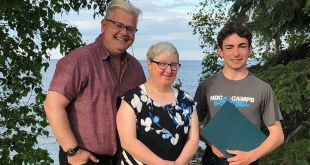 Cold Lake grad receives Lynn McFarlane Scholarship