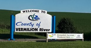 County of Vermilion River office reopened