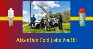 Cold Lake MPs roll out July positive ticket program