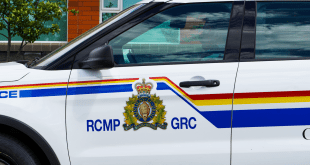 Stolen truck from Elk Point found on Highway 2, three arrested