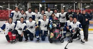 NEAJBHL charting a path to return to game action