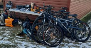 Stolen items recovered after break and enter in St. Paul