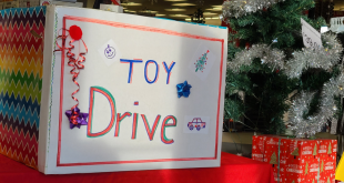 Salvation Army & Bargain Shop team up for Xmas Toy Drive