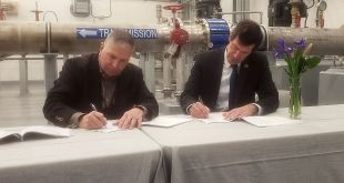 Regional waterline supply agreement signed, taps could turn on next week