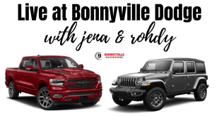 Live at Bonnyville Dodge with Rhody & Jena