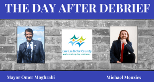 The Day After Debrief with Mayor Omer Moghrabi & Michael Menzies
