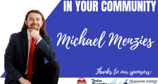 Michael is In Your Community