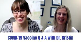 COVID-vaccine Q and A with Dr. Kristin Klein