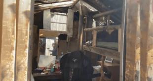 Lac La Biche County tears down homeless camp