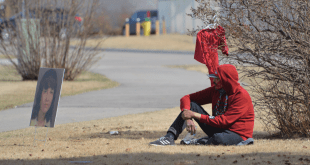 Cold Lake In Pictures: Red Dress Day May 5