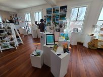 Upper Level Pottery & Art Gallery