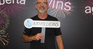 Cold Lake resident wins $1 million on LOTTO MAX!