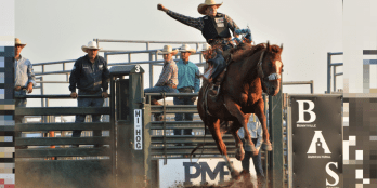 Just a few moments I captured at the Bonnyville rodeo. Arthur C. Green/Lakeland Connect.