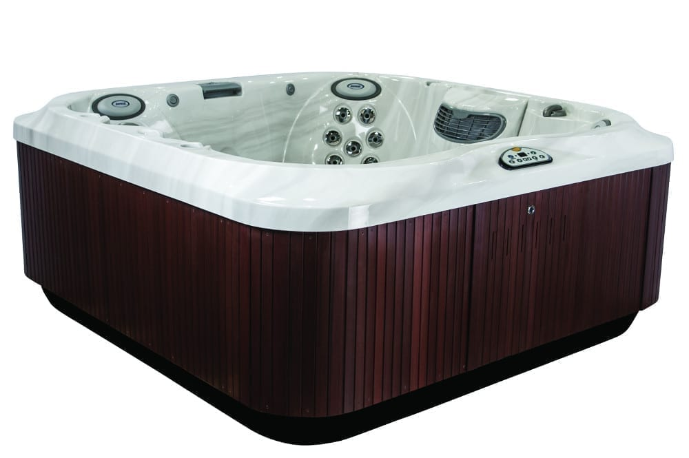Jacuzzi J 335 Comfort With Compact Lounge Seat Lakeland