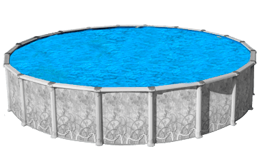 Lakeland unique hot tub pool patio we make it fun to for Best cheap above ground pool