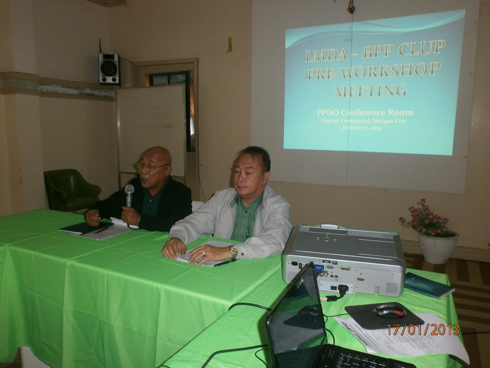 BPP to conduct Writeshop on Biodiversity Mainstreaming to CLUP